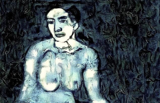 La femme perdue de Picasso
