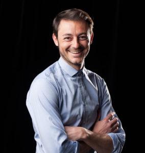 Grégoire Ducret, directeur délégué à la stratégie et à l'innovation sociale à la Croix-rouge française