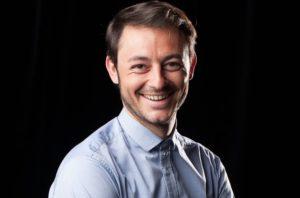 Grégoire Ducret, directeur délégué à la stratégie et à l'innovation sociale de la Croix-rouge française