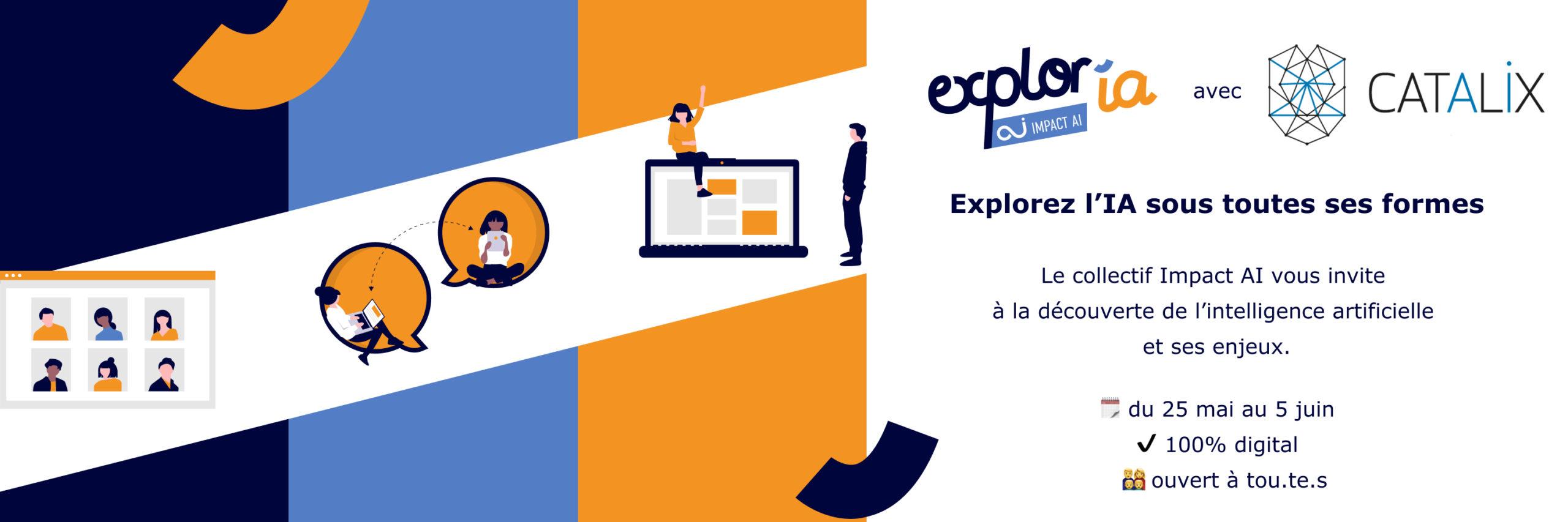 Explor'ia avec Catalix